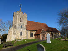 Hockley, St Peter & St Paul Church, Essex © Terry Joyce